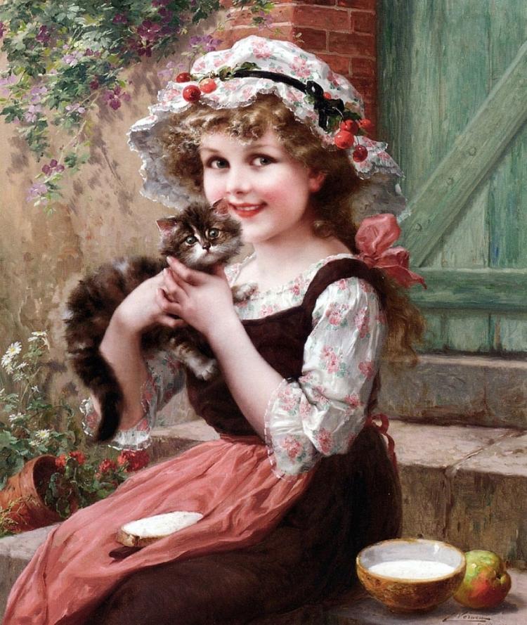 Картинки девушку для картин