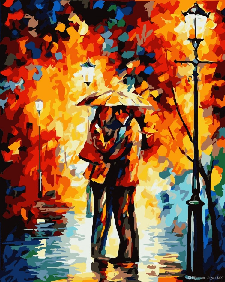 Купить картину для рисования красками